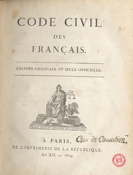 Topic Officiel: 1852 - Page 2 CodeCivFranc_2